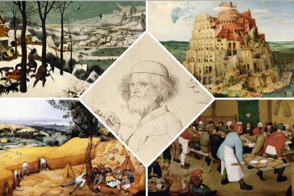 """""""Pieter Bruegel"""", The Ancestor Of A Famous Painter"""