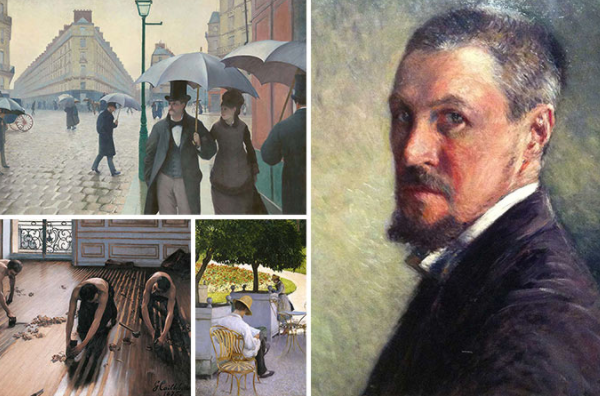 "Impressive ""Painting Owner Gustave Caillebotte"""
